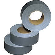 """National Industries Duct Tape, 3"""" Core, Silver, 2"""" x 60 Yards"""