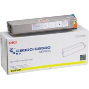 OKI® 41963601 Yellow Toner Cartridge