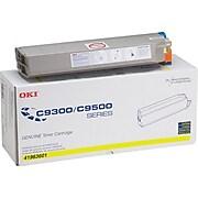OKI 41963601 Yellow Standard Yield Toner Cartridge