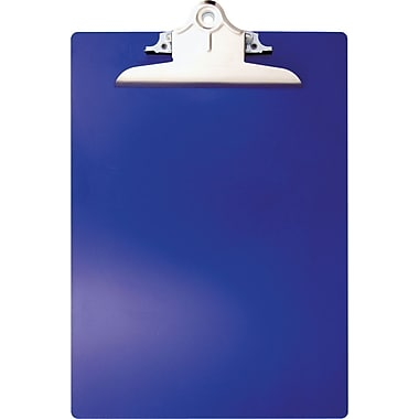 Saunders® Recycled Clipboard, Blue