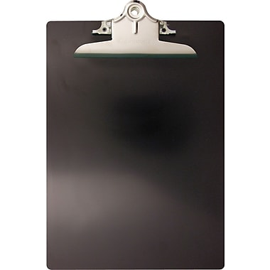 Saunders® Recycled Clipboard, Black