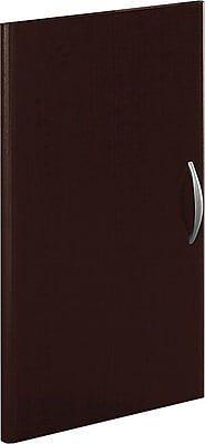 Bush Business Furniture Westfield Half-Height 2 Door Kit, Mocha Cherry (XXXWC12911FA)