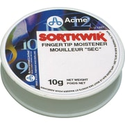 Acme Sortkwik Fingertip Moistener, 10g