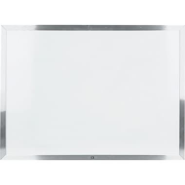 Quartet Melamine Marker Board With Aluminum Frame 36 X 48 Staples