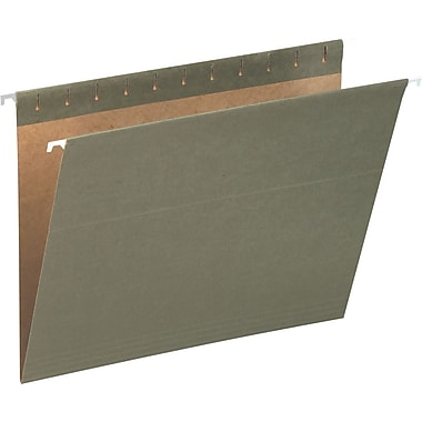 Hanging File Folder, Legal Size, Green