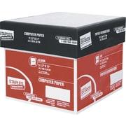 """Staples® Multi-Part White Computer Paper, 2-Part, 16 lb., 9-1/2"""" x 11"""""""