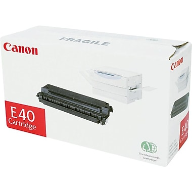 Canon® E40 Black Toner Cartridge (1491A002)