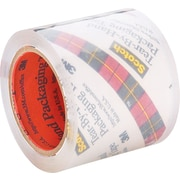 Scotch™ Tear-by-Hand Packaging Tape, 48 mm x 16 m