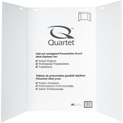 "Quartet® Project & Presentation Display Board, 48"" x 36"""