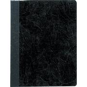 Hilroy - Livre de composition, 9-3/4 po x 7-1/2 po, noir/blanc, 200 pages