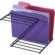 "Staples ""Z"" Rack Vinyl Coated Steel File Organizer (12703)"