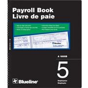 Blueline® - Registres de paie