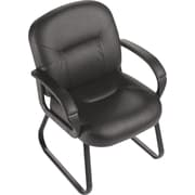 Global® Executive Guest Chair, Black