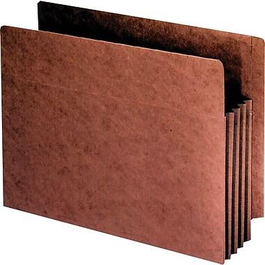 Pendaflex® - Pochettes très robustes en fibre rouge pour tablette, format légal