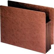 Pendaflex® Extra-Heavy Red Fibre Shelf File Pockets, Legal Size