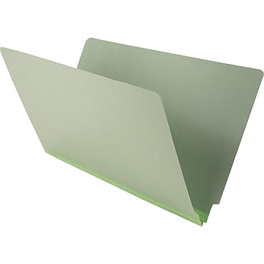 Pendaflex® Recycled End-Tab Pressboard File Folders, Legal Size