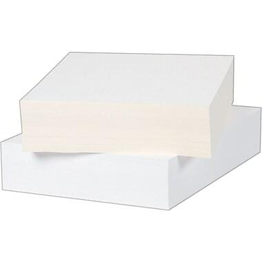 Lin classique, blanc naturel classique