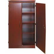 "South Shore 60""H Storage Armoire, Cherrywood (7206970)"