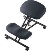 Global® - Siège à appui-genoux, gris graphite