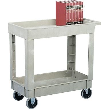 Rubbermaid® Full-Service Cart, 32-1/4