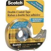 Scotch™ - Ruban adhésif transparent double face