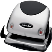 Swingline® Easy View 2-Hole Punch, 20-Sheet Capacity