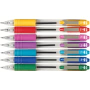 Zebra® Z-Grip Ballpoint Pens, Retractable, 1.0 mm