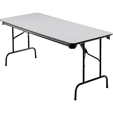Staples® Banquet Table with Folding Legs, 72