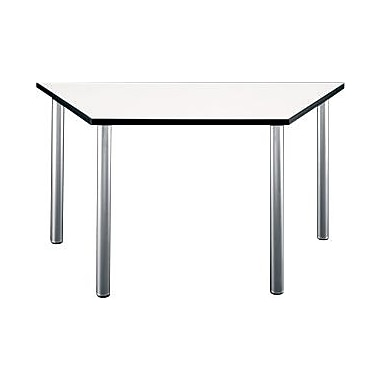 Bush® - Table de conférence trapézoïde Aspen (D)