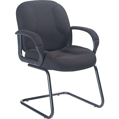 Global Executive Side Chair, Black