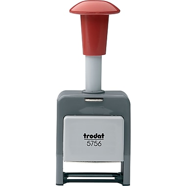 Trodat® – Appareil à numéroter 5756 auto-encreur