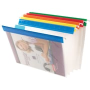 Pendaflex® EasyView Hanging Files, Letter Size, Assorted Colours