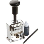 Staples® Automatic Numbering Machine