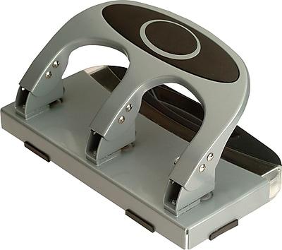 OIC® Deluxe Heavy-Duty 3-Hole Punch, 45 Sheet Capacity