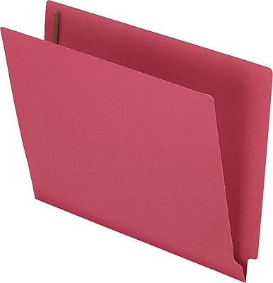 Esselte® Letter Straight Cut Recycled Classification Folder w/3/4