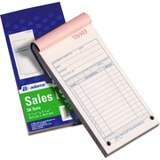 Adams® Carbonless 2-Part Sales Order Form Books