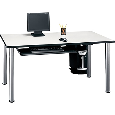 Bush® Aspen Small Rectangular Conference Table (B)