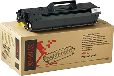 Xerox Phaser 5400 Black Toner Cartridge (113R00495)