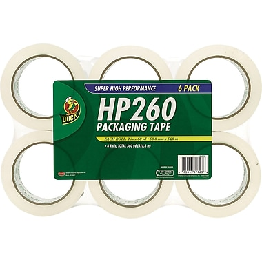 Duck® HP260 High-Performance Packing Tape, 2