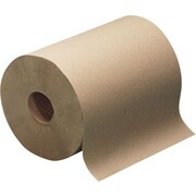 Tork® Hardwound Paper Towel Rolls, Natural, 1-Ply, 12 Rolls/Case