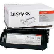 Lexmark Black Toner Cartridge (12A7365), Extra High Yield