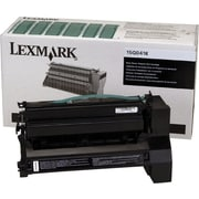 Lexmark 15G041K Black Return Program Toner Cartridge