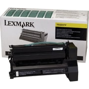 Lexmark 15G041Y Yellow Return Program Toner Cartridge