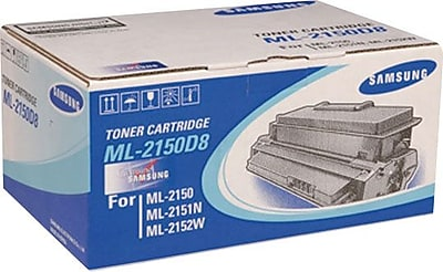 Samsung Black Toner Cartridge (ML-2150D8)