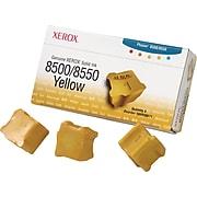 Xerox 108R00671 Yellow Standard Yield Solid Ink Cartridge, 3/Pack