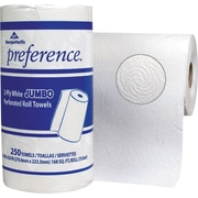 Preference Paper Towel, 2-Ply, 85 Sheets/Roll, 15 Rolls/Carton (27315)