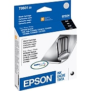 Epson 60 Black Standard Yield Ink Cartridge