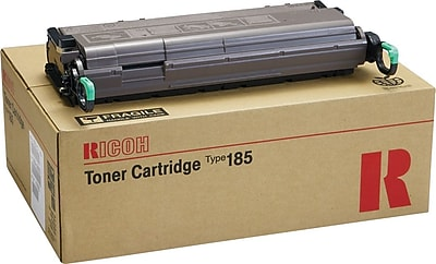 Ricoh® (410302) Black Toner Cartridge, 12,000 Page-Yield