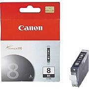 Canon CLI-8 Black Standard Yield Ink Cartridge (0620B002AA)