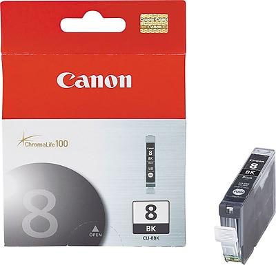 Canon CLI-8BK Black Ink Cartridge (0620B002)
